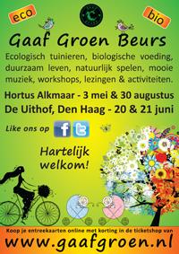 poster gaaf groen 2015